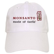 SeedsDeath_10x10 Baseball Cap