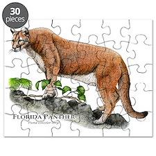 Florida Panther Puzzle