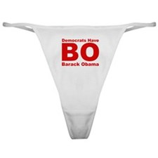 Democrats Have BO Classic Thong