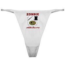 zombie stitchers Classic Thong