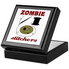 zombie stitchers Keepsake Box