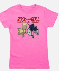 Rock and Roll Girl's Tee