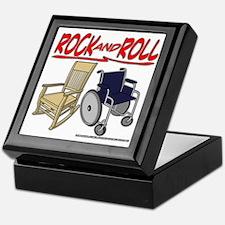 Rock and Roll Keepsake Box