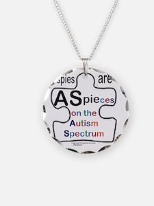 AS_piece Necklace