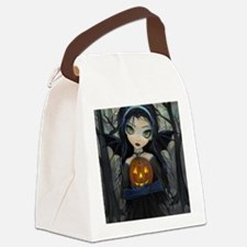 October Woods Canvas Lunch Bag