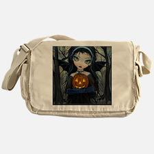 October Woods Messenger Bag