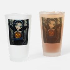 October Woods Drinking Glass