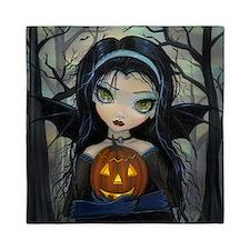 October Woods Halloween Vampire Queen Duvet