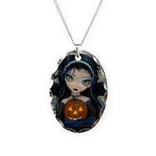 October Woods Halloween Vampir Necklace