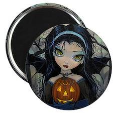 October Woods Halloween Vampire Magnet