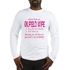 advice Long Sleeve T-Shirt