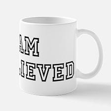 Team DISBELIEVED Mug