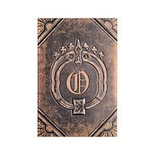 Book_O Rectangle Magnet