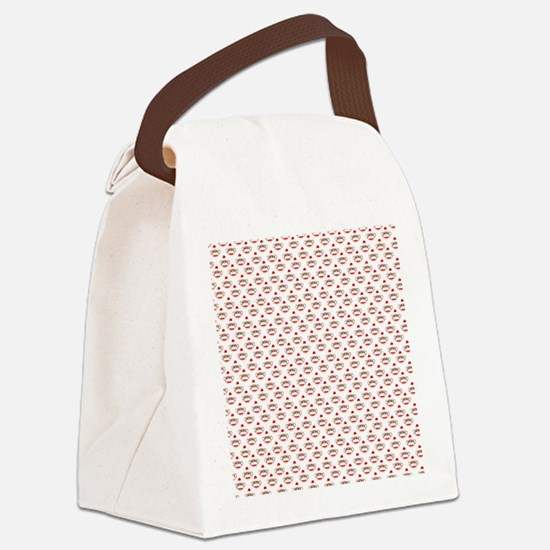 robinsampson_cu_papers_sock_monke Canvas Lunch Bag