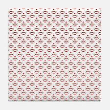 robinsampson_cu_papers_sock_monkey01 Tile Coaster