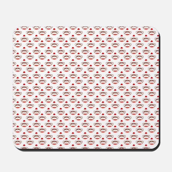 robinsampson_cu_papers_sock_monkey01 Mousepad