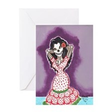 MAS ART WORK 052 Greeting Card