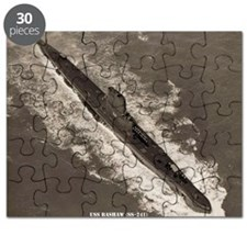 bashaw ss framed panel print Puzzle