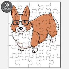 Corgeek White Puzzle