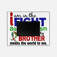 D Brother Means The World To Me Auti Picture Frame