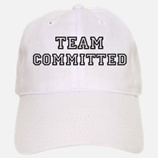Team COMMITTED Baseball Baseball Cap