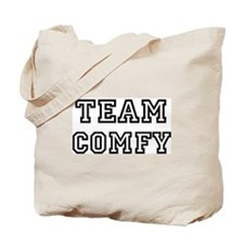 Team COMFY Tote Bag