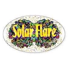 solarflare Decal