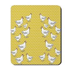 flipflops-chick4 Mousepad