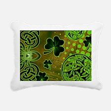 IRISH-BEACH-TOTE Rectangular Canvas Pillow