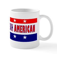 BumperStickerRebeccaKleefischAmerican Mug