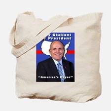 America's Mayor Tote Bag