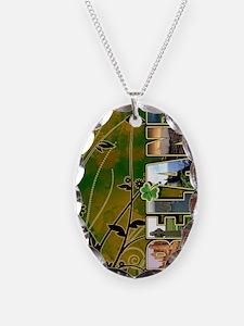 IRELAND-JOURNAL Necklace