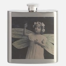 5 FAIRY COSTUME PHOTO Flask