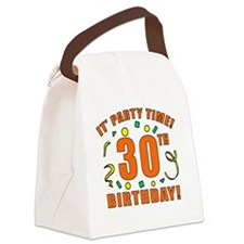 PTO30 Canvas Lunch Bag