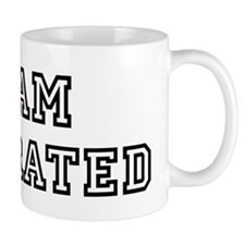 EXECRATED is my lucky charm Mug
