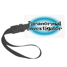 paranormtee Luggage Tag