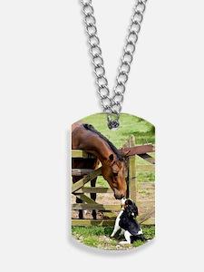 horsendog Dog Tags