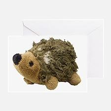 Smellyhedgehog Greeting Card