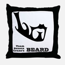 07 ipad sleeve expanded Throw Pillow