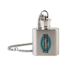 paranormteeside Flask Necklace