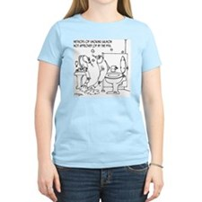 3485_salmon_cartoon T-Shirt
