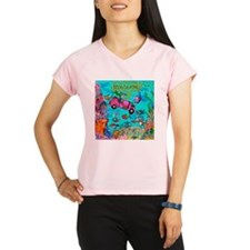 8639_GPS_cartoon Performance Dry T-Shirt