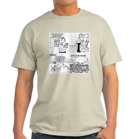 8267_water_cartoon Light T-Shirt