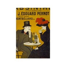 absinthe-pernot Rectangle Magnet
