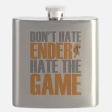 Don't Hate Ender, Hate the Game Flask