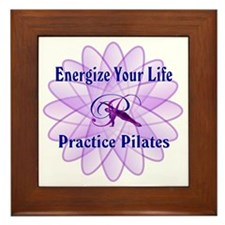 Energize Framed Tile