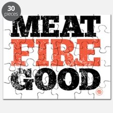 Meat Fire Good Puzzle