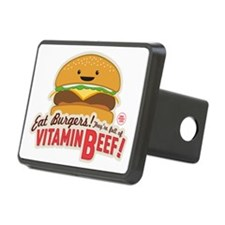 Vitamin Beef Burger Hitch Cover