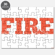 Meat Fire Good (Dark Apparel) Puzzle