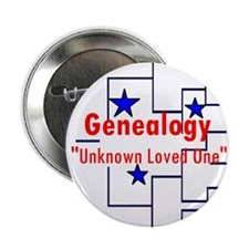 """Unknown Loved One 2.25"""" Button (100 pack)"""